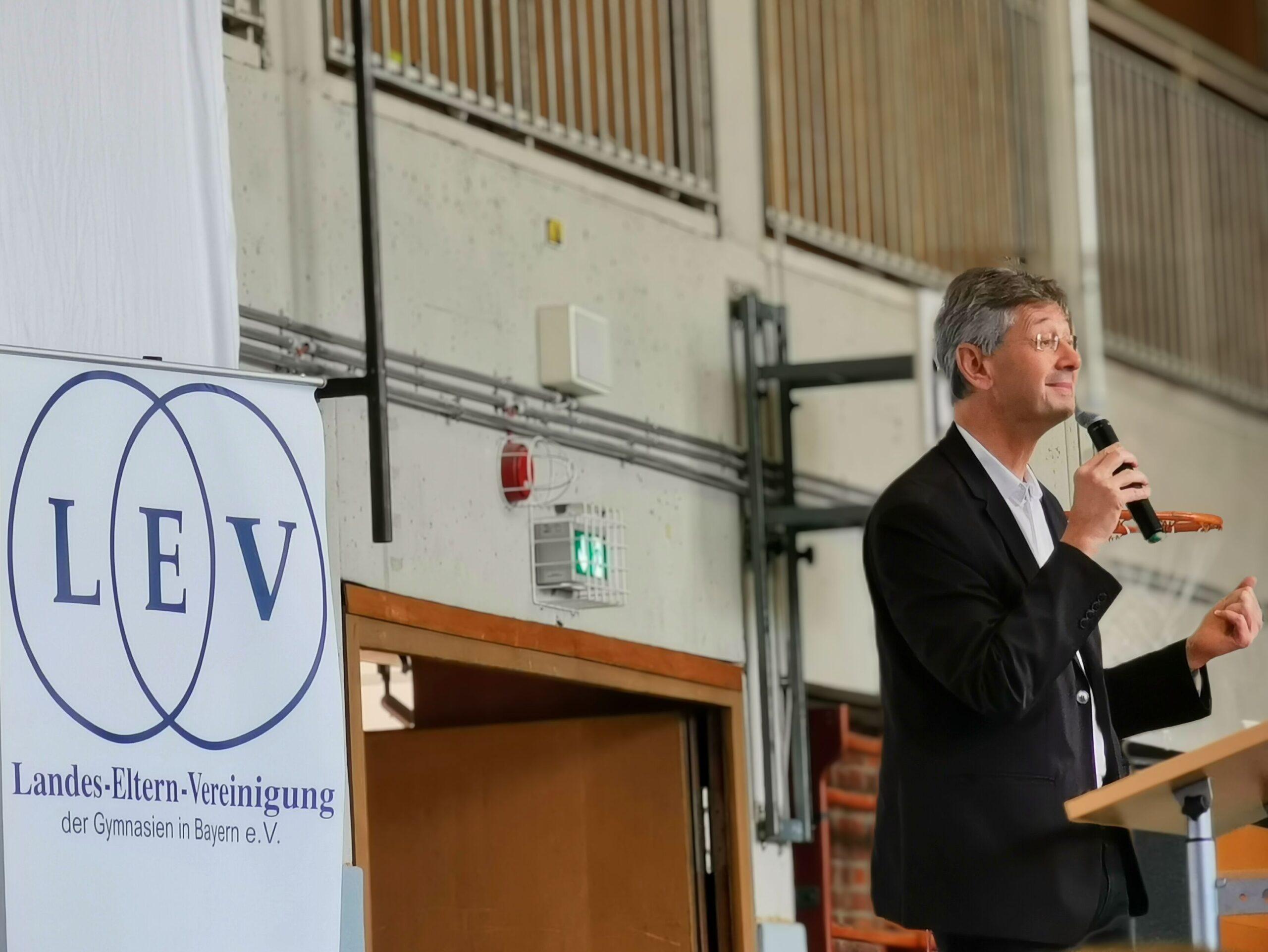 LEV Mitgliederversammlung in München